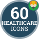 Healthcare Management Administrators Icon Set - Flat Animated Icons