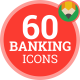 Icons Pack Finance Banking Credit Payment Flat Animated Icons