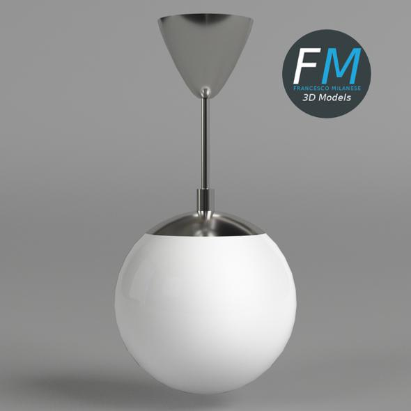 Ceiling Lamp GR - 3DOcean Item for Sale