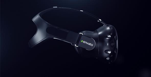 VideoHive VR Glasses 21241728