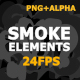 2d FX SMOKE Elements - VideoHive Item for Sale