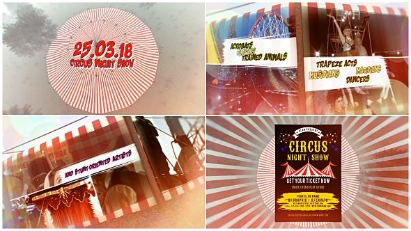 VideoHive Circus 21241812