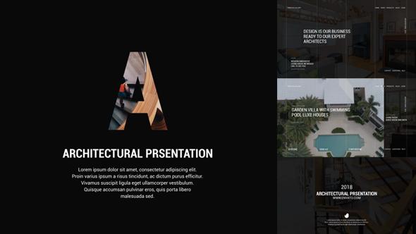 VideoHive Architectural Presentation 21241903