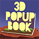 3D Popup Book Toolkit - Apple Motion & Final Cut Pro X - VideoHive Item for Sale