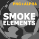 Cartoon SMOKE Elements And Transitions - VideoHive Item for Sale