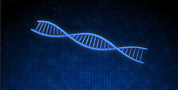 VideoHive DNA 3D Grid Version 4K 21242317