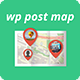 WP Post Map - Google Maps Plugin for WordPress