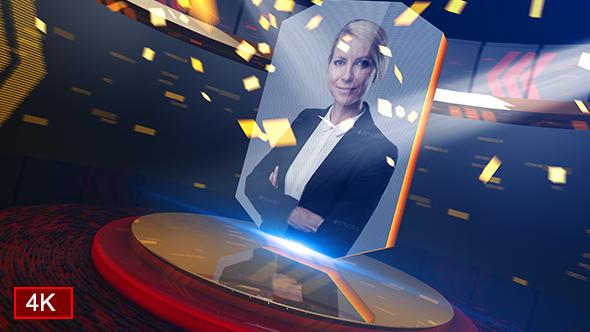 VideoHive Energetic Show Opener 4K 21242476