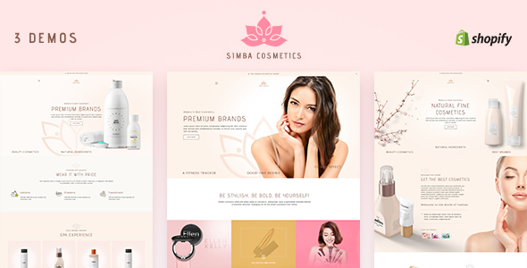Simba - Shopify Beauty Store