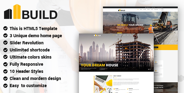Image of Construction - Construction Building Company
