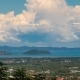 Cloudy Landscape of Phuket Town View from Rang Hill - VideoHive Item for Sale
