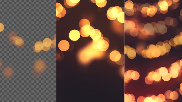 VideoHive Lighting Bokeh Shine Loop 21243069