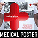 A3 Medical Poster Template - GraphicRiver Item for Sale