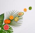 Tropical Set - PhotoDune Item for Sale