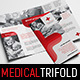 Medical Tri-Fold Brochure Template - GraphicRiver Item for Sale