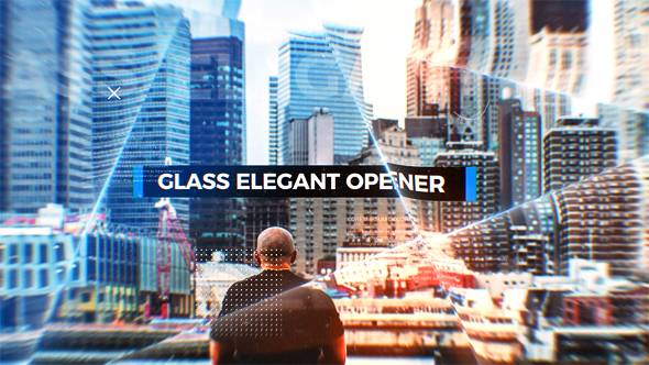 VideoHive Glass Elegant Opener 21243470