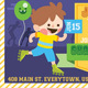 Skate Birthday Invitation - GraphicRiver Item for Sale
