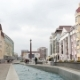 Central Pedestrian Street of Stavropol in Russia - VideoHive Item for Sale