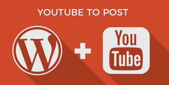CodeCanyon YouTube to Post WordPress Plugin 21244161