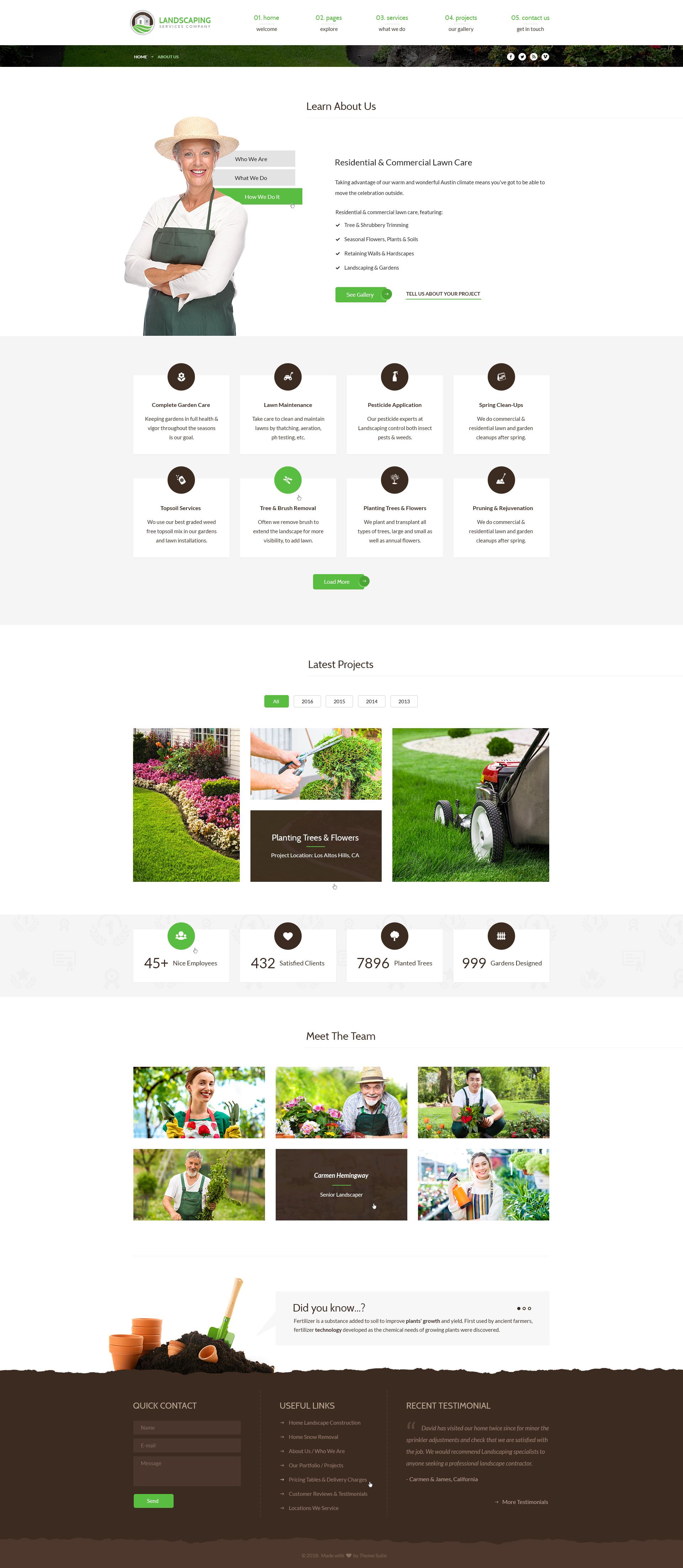Landscaping - Lawn & Garden, Landscape Construction, & Snow Removal on garden park logos, garden club logos, garden logos design, garden nursery logos,