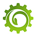 Gear Eco Logo - GraphicRiver Item for Sale