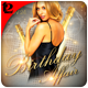 Birthday Affair Flyer Template