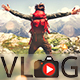 4 Creative Youtube Vlog Banners