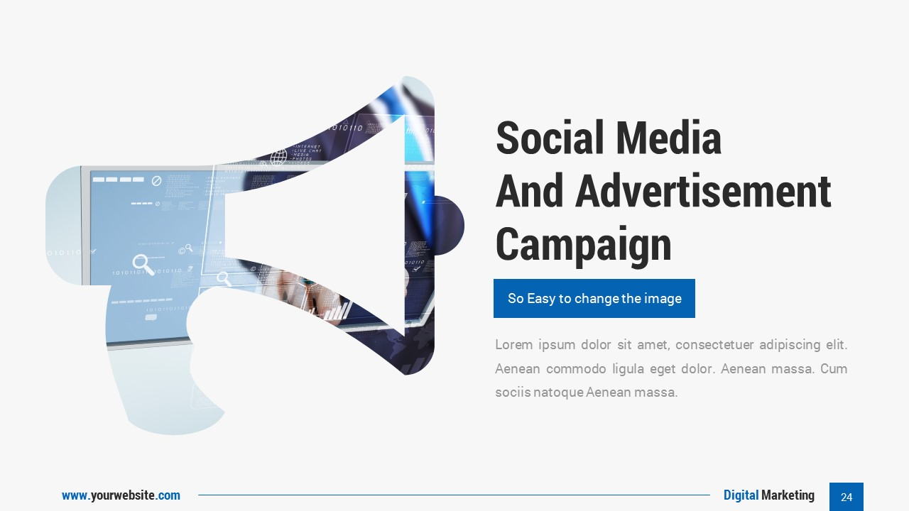 digital marketing google slides presentation templatespriteit, Presentation templates