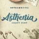 Asthenia - GraphicRiver Item for Sale
