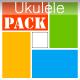 Happy Ukulele Pack 4