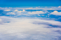 Aerial view to blue sky and cloudscape - PhotoDune Item for Sale