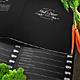 Matt's Diner Bifold Menu A4 and US Letter - GraphicRiver Item for Sale