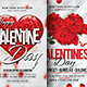 Valentines Day Flyer Bundle - GraphicRiver Item for Sale