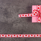 Wrapped gift with ribbon for Valentines Day, copy space for text - PhotoDune Item for Sale