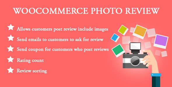 CodeCanyon WooCommerce Photo Reviews 21245349