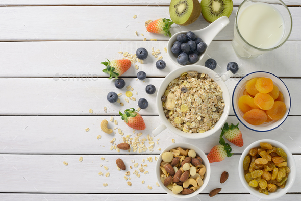 Healthy food - Stock Photo - Images