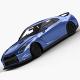 Nissan GTR 2012 - 3DOcean Item for Sale