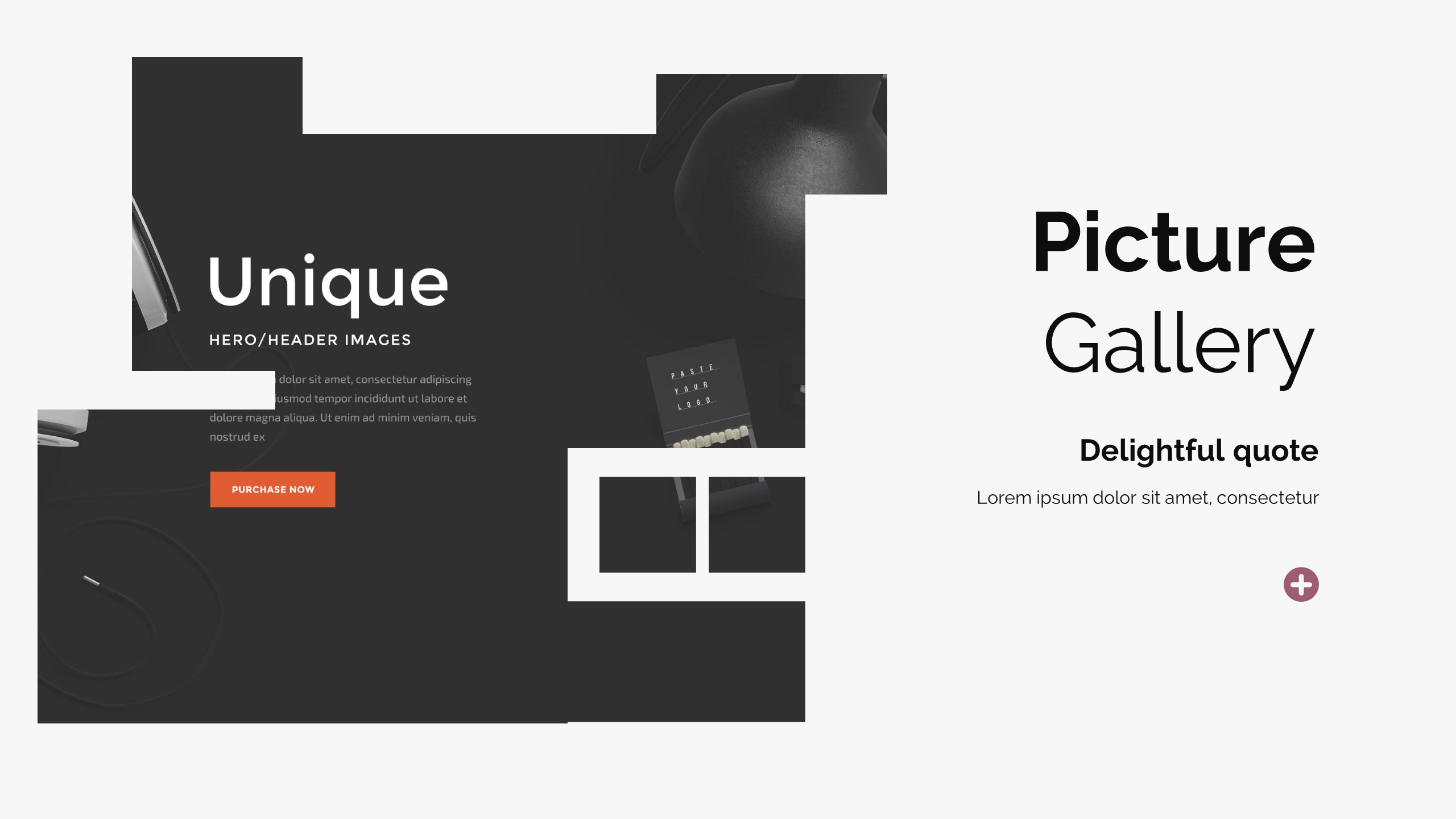 Company Solutions Google Slide Template by ZinStudio | GraphicRiver