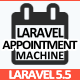 Original Laravel Appointment Machine + Advanced Billing