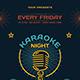 Karaoke Flyer - GraphicRiver Item for Sale