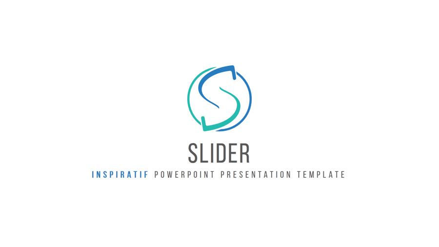 Slider Inspiration Presentation Template