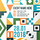 Geometric Poster / Flyer