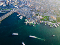 Galata Bridge aerial photography - PhotoDune Item for Sale