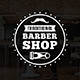 Barber Shop Badge & Logo - GraphicRiver Item for Sale