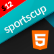 Sports Cup, Soccer & Sporting Html Theme with Bootstrap 4 + Page Builder - ThemeForest Item for Sale
