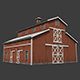 Barn Shed - 3DOcean Item for Sale
