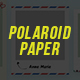 Polaroid Paper - GraphicRiver Item for Sale