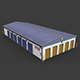 Selfstorage Warehouse Building - 3DOcean Item for Sale