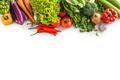 Assortment of fresh vegetables - PhotoDune Item for Sale