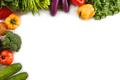 Assortment of fresh vegetables design - PhotoDune Item for Sale
